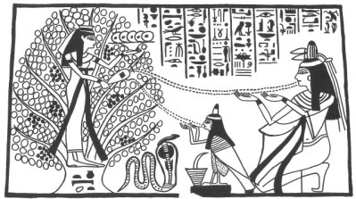 Fig. 6.7 Egyptian tree goddess