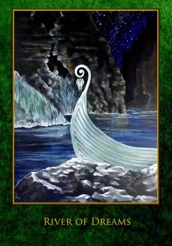 034 NEW RIVER OF DREAMS SML